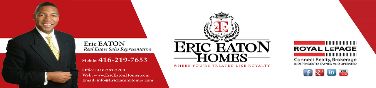 Residential Real Estate & Modern Homes for Sale in Ajax, ON | Eric Eaton Homes